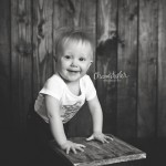 Aubrey and Jacob | One Year {Danville Illinois Champaign Illinois Baby Photographer}
