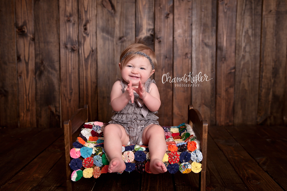 Mahomet Illinois Baby Photographer