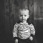 Declan | 12 months {Bloomington Illinois Champaign Illinois Grow with Me Baby Photographer}