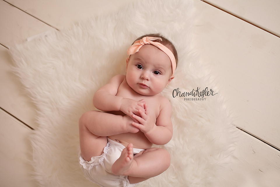 Lincoln Illinois Baby Photographer