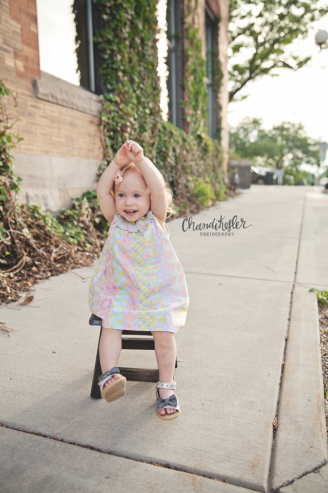 18 month baby session