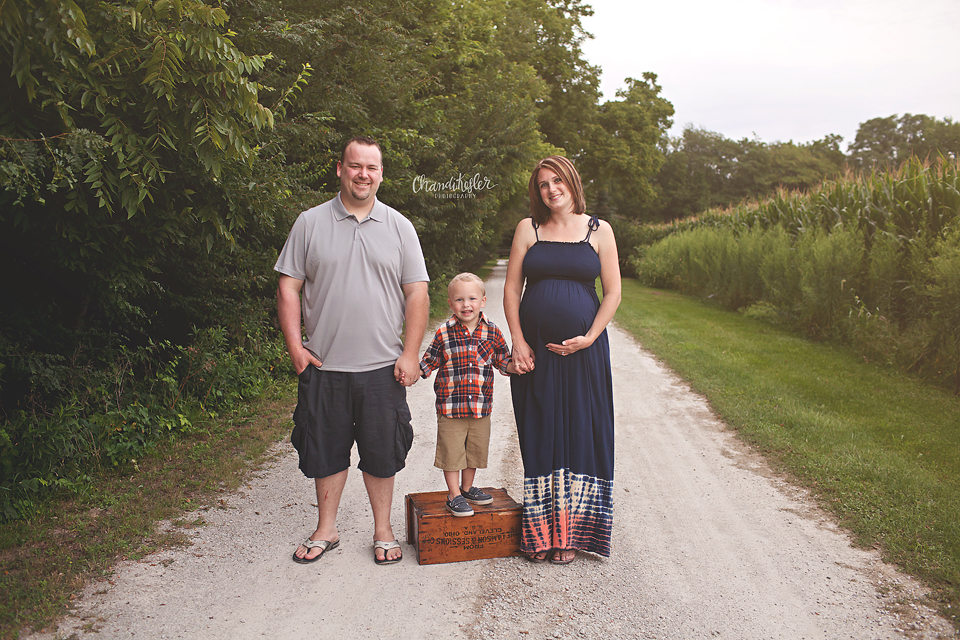 Bloomington-Normal Pregnancy Photographer - maternity session