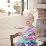 One Year Session and Cake Smash with Nylei | Grow with Me Baby Plan | Heyworth Baby Bloomington Family Photographer
