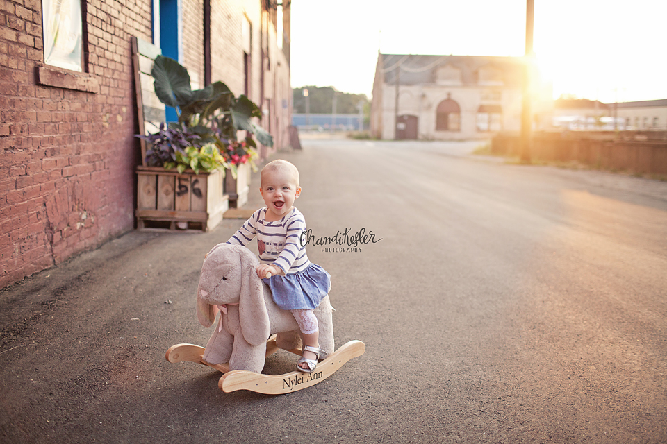 One year Session Ideas | Monticello Baby Photographer