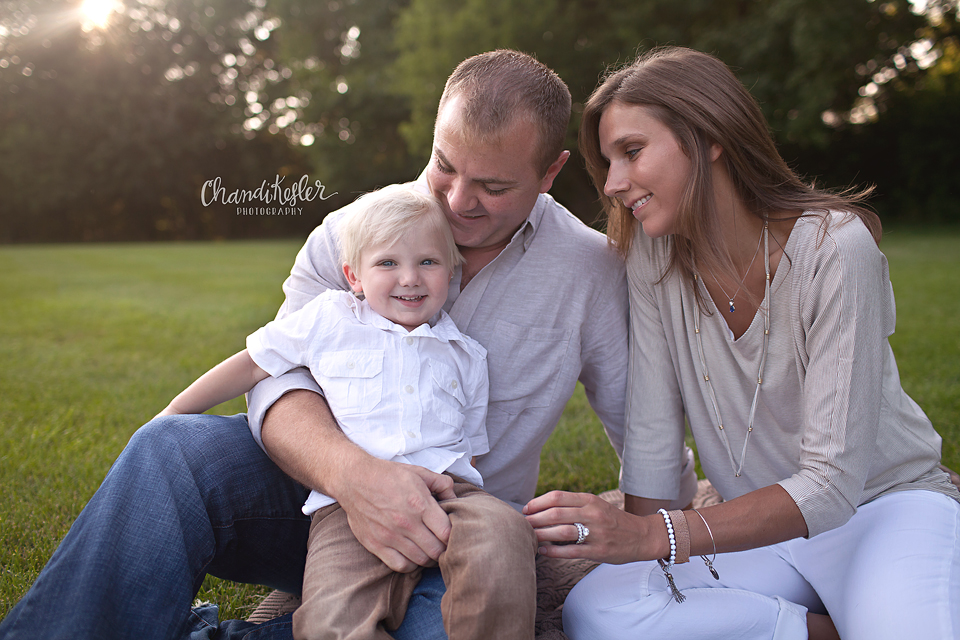 Tremont Family Photographer | 2 year old family session
