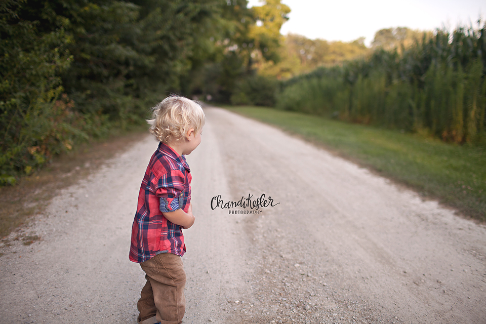Tremont Family Photographer | 2 year old session