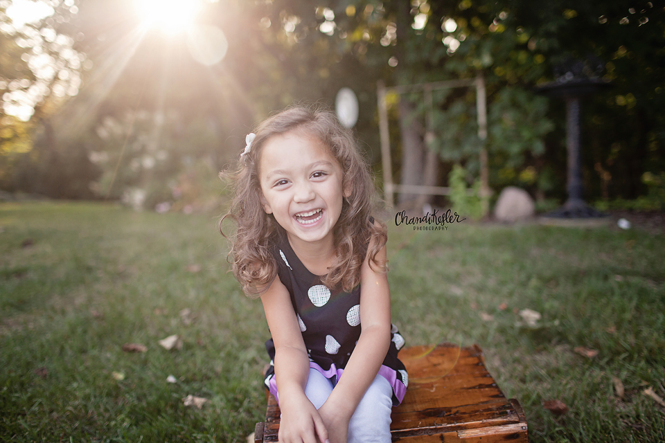 Chandi Kesler Photography -  Champaign Illinois Child Photographer