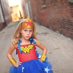 Superhero Session in Downtown Bloomington | Normal IL Child Bloomington Family Photographer