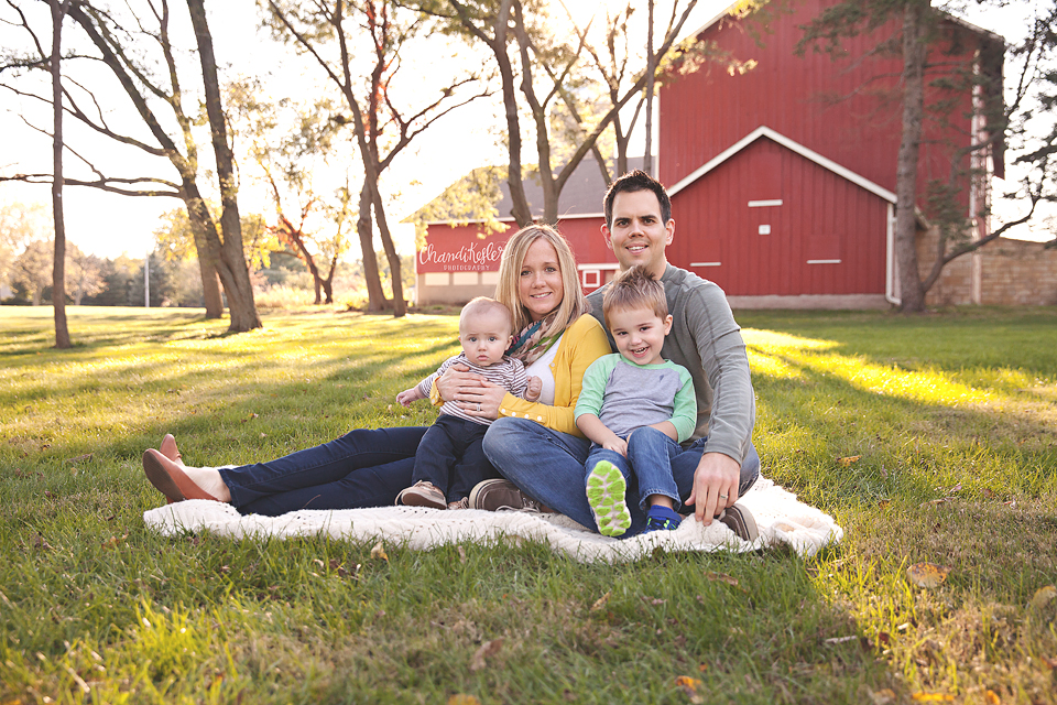 Bloomington Illinois Family Photographer