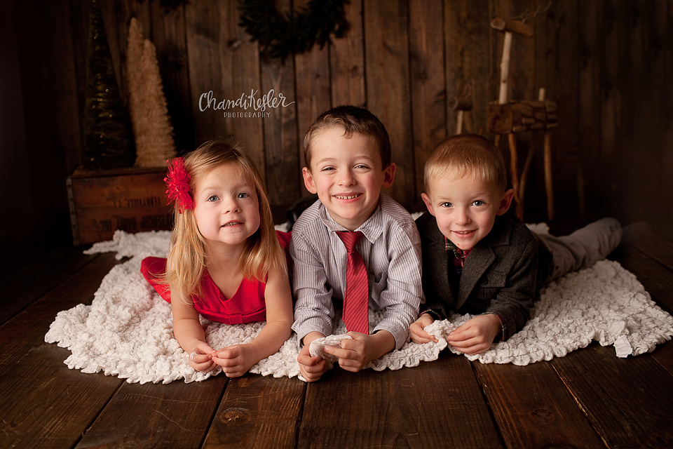 Mahomet Photographers - Holiday Mini Sessions