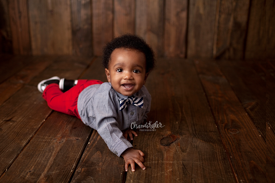 Rantoul Photographer | Heyworth Baby Photographer | Chandi Kesler Photography - 6 month baby session