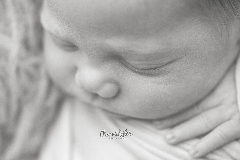 Newborn session | cchampaign il photographer | Chandi Kesler Photography