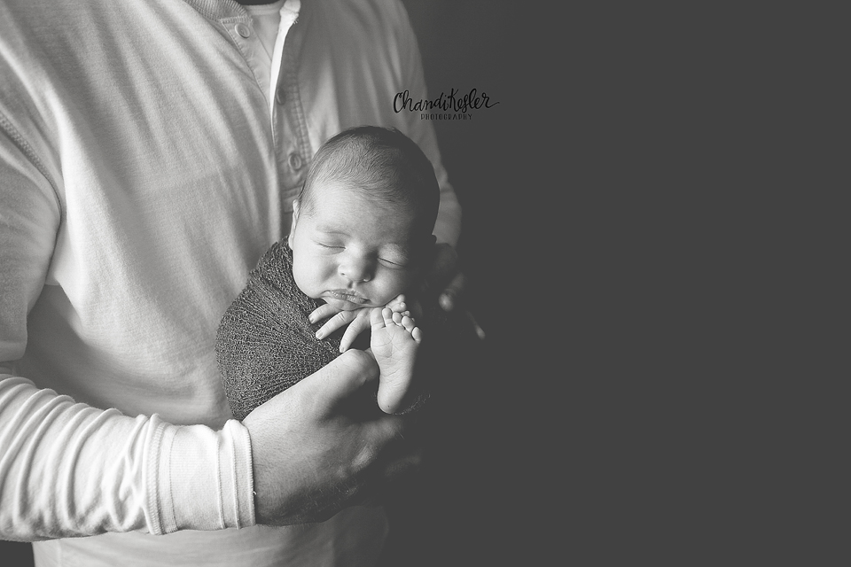 Baby photo ideas | Rantoul Bloomington Photographer | Chandi Kesler Photography