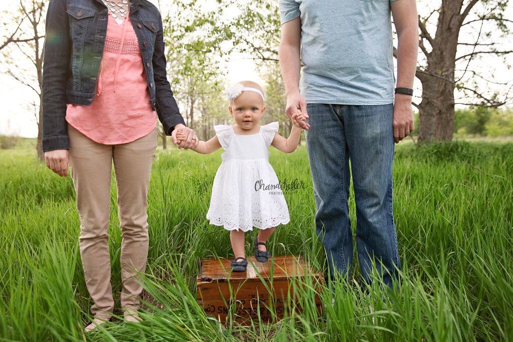 Champaign Baby Photographer | Chandi Kesler Photography | Bloomington IL