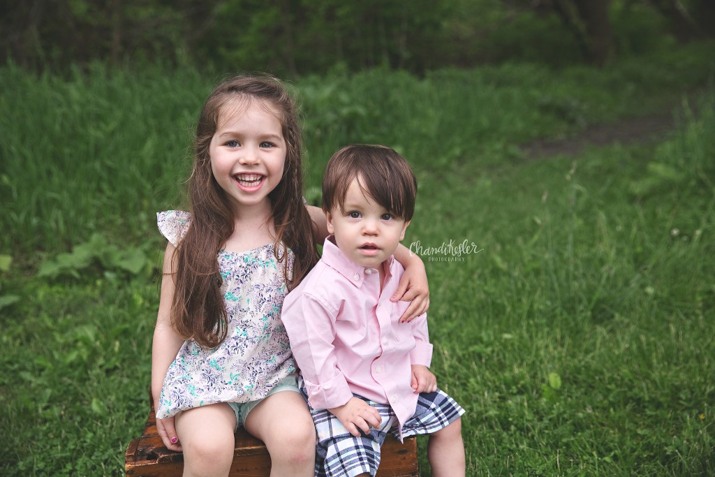 Bloomington IL Photographer | Chandi Kesler Photography | 1 year photos | 4 year photos