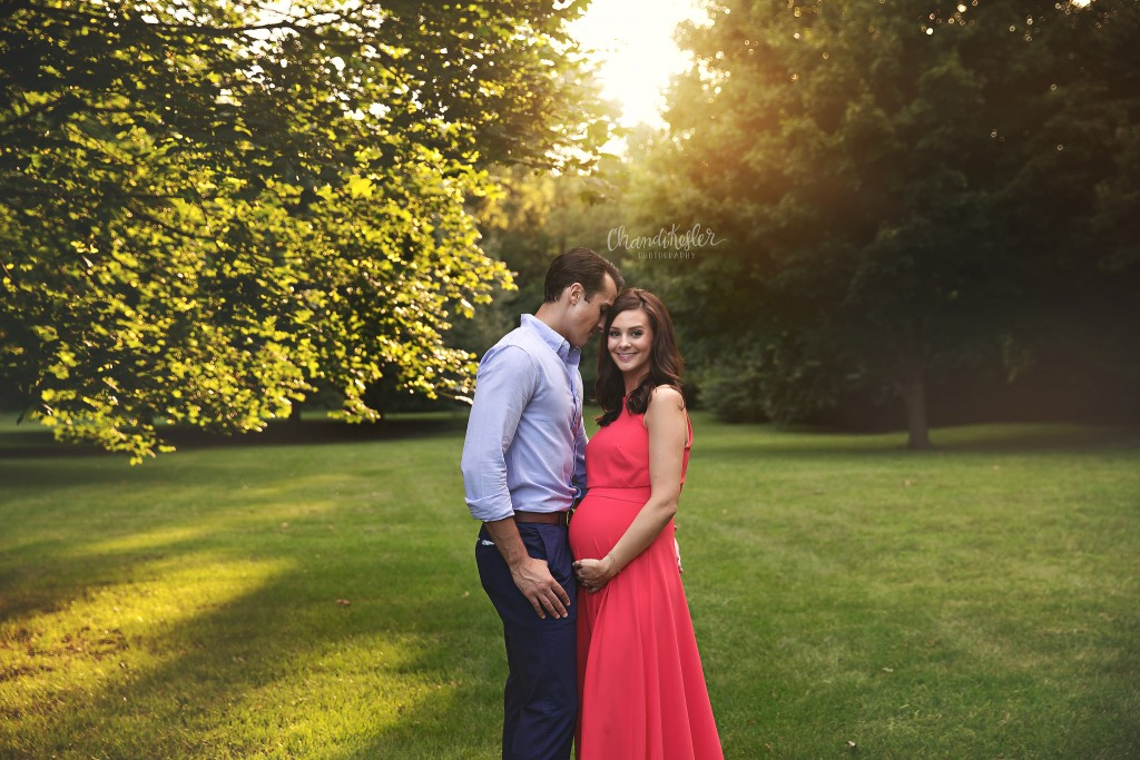 Maternity Session | Champaign Maternity Photographer | Chandi Kesler Photography