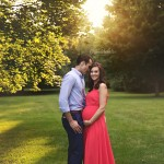 Reginelli Maternity Session in the Park | Mahomet Maternity Steator Baby Photographer