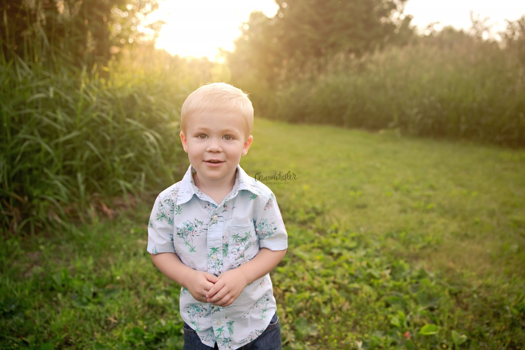 Peoria IL Photographer | Family of 6 photography session | Chandi Kesler Photography