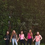 Teen Photo Session with 5 Best Friends | Bloomington IL Teen Downs IL Child Photographer