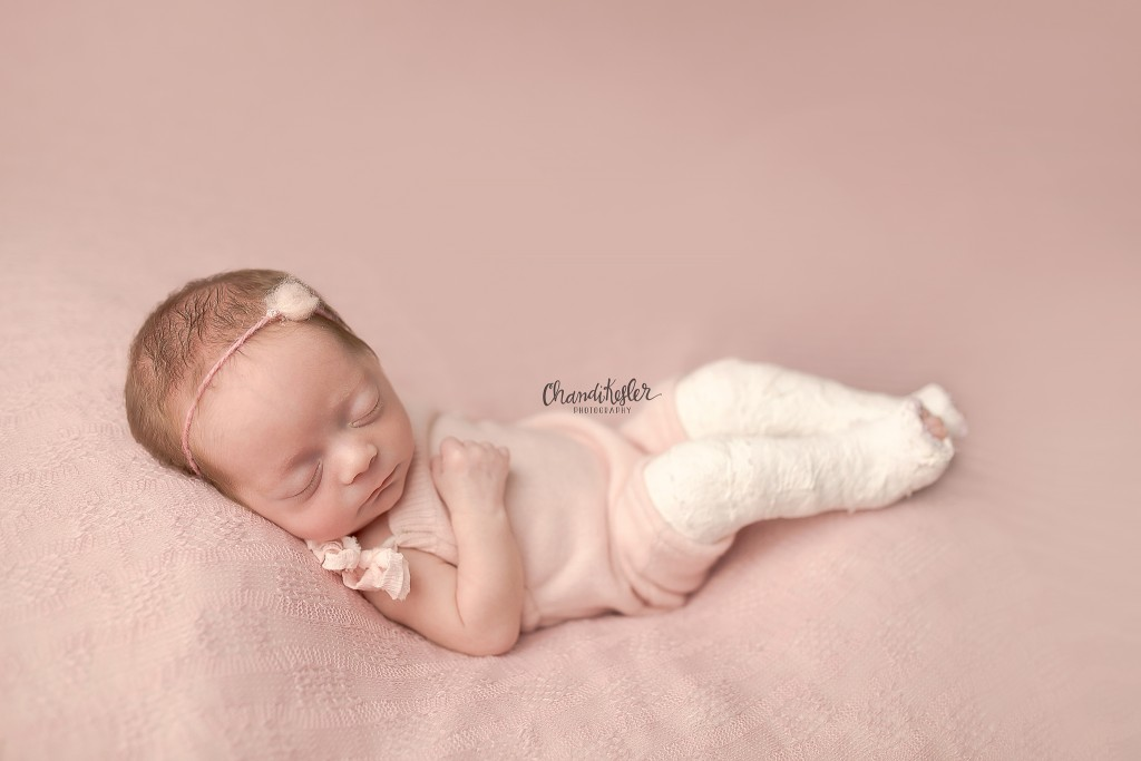 Twin Newborn Photography | Central IL Photographer