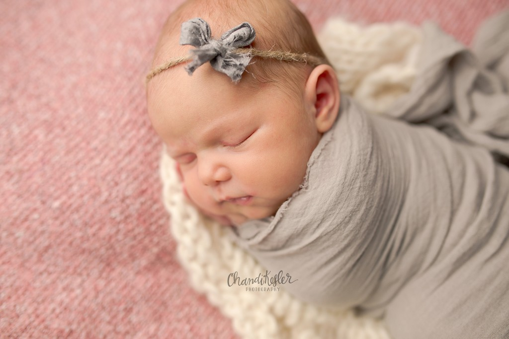 Central IL Newborn Photographer | Bloomington IL | Chandi Kesler Photography