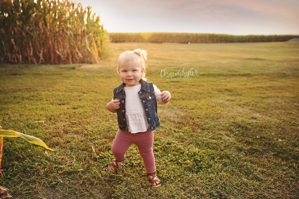 Decatur IL Baby Photographer | Chandi Kesler Photography