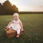 18 Month Session with McKenna | Clinton IL Baby Peoria IL Family Photographer