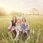 Peoria IL Family Bloomington IL Child Photographer | A Session with Mom