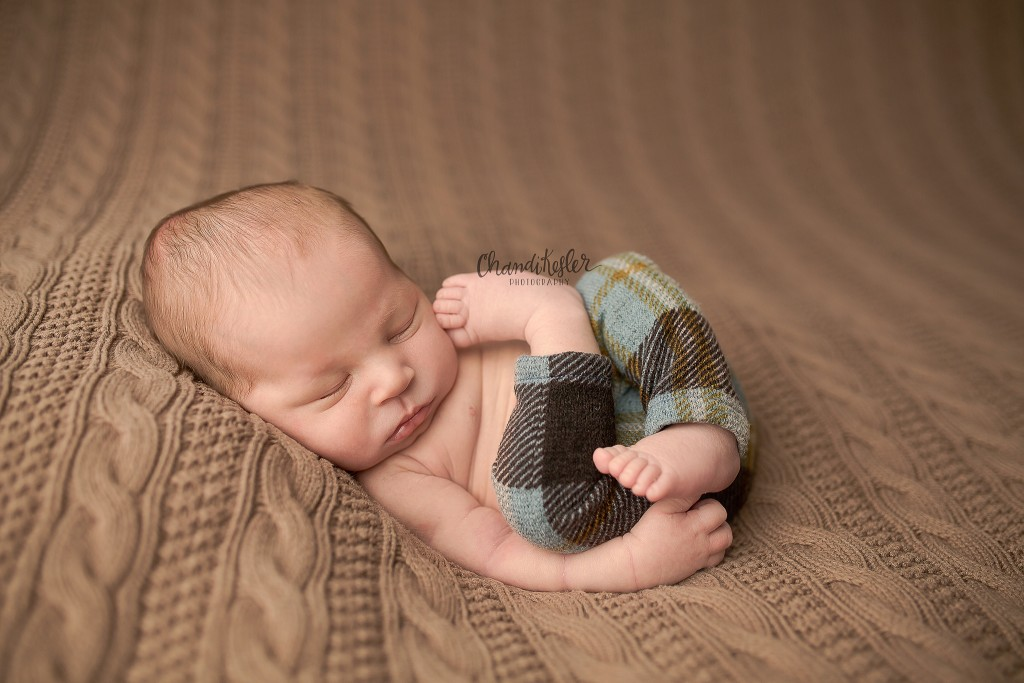 Newborn Photographer Clinton IL | Chandi Kesler Photography