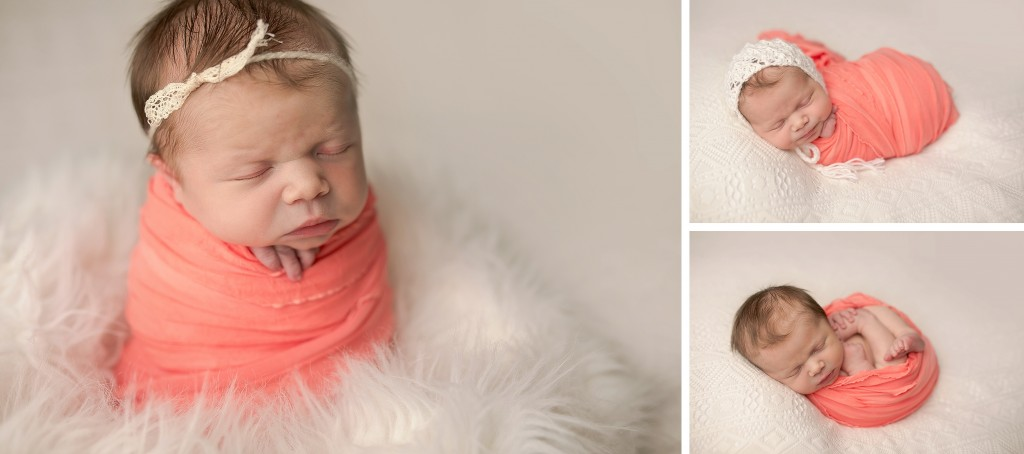 Newborn wrap Pose | Newborn beanbag poses | newborn potato sack pose | bloomington il photographer