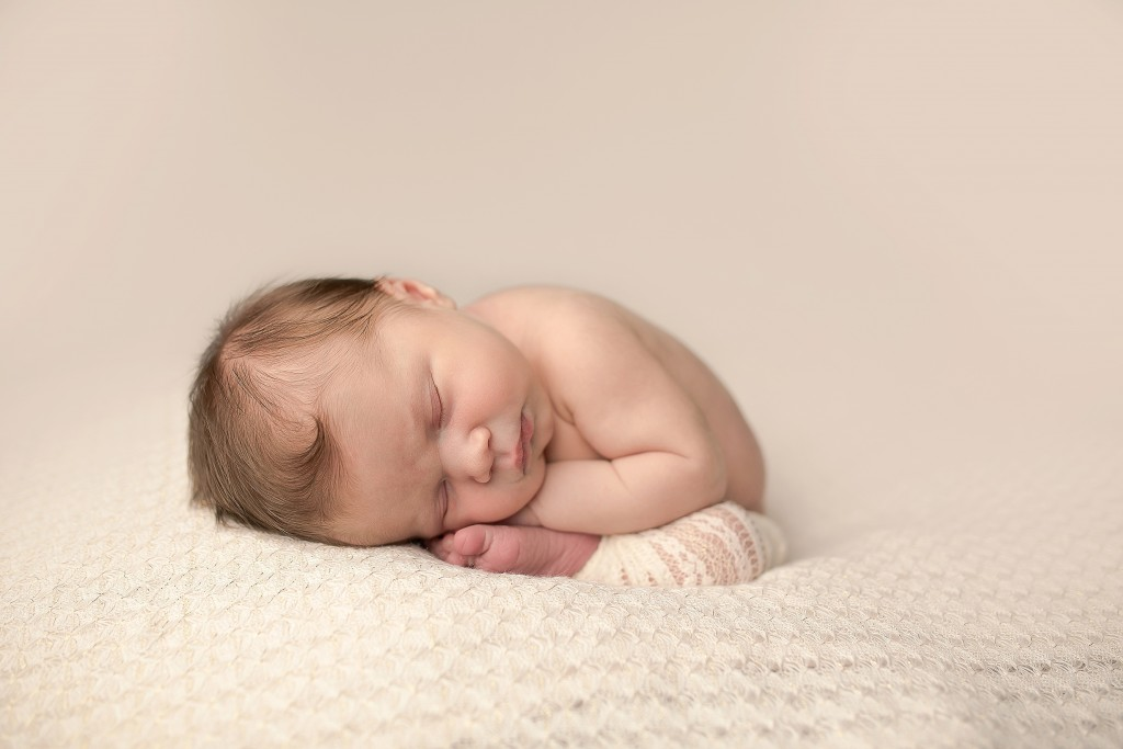 Newborn taco Pose | Newborn beanbag poses | bloomington il photographer