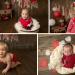 Studio Valentine Mini Sessions | Champaign IL Baby Peoria IL Child Photographer