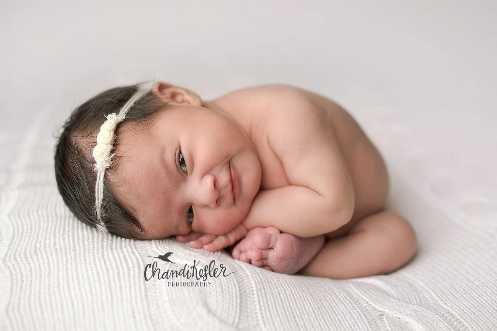 Newborn Taco pose | Chandi Kesler | Best Central IL Newborn photographer