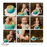 Cake Smash and 1 Year Session with Noah | Charleston IL Baby Mattoon IL Photographer