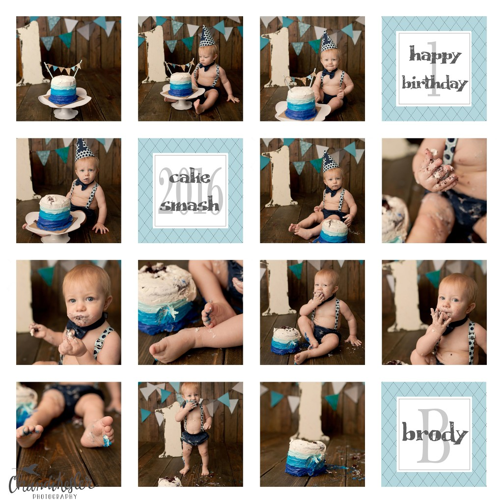 cake smash session | Danville IL Photographer | Chandi Kesler Photography