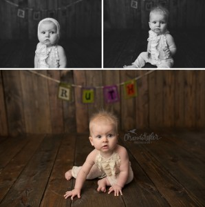 6 month session | Central IL Photographer | Chandi Kesler Photography