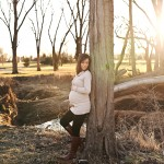 Winter Maternity Session | Urbana IL Maternity Rantoul IL Photographer