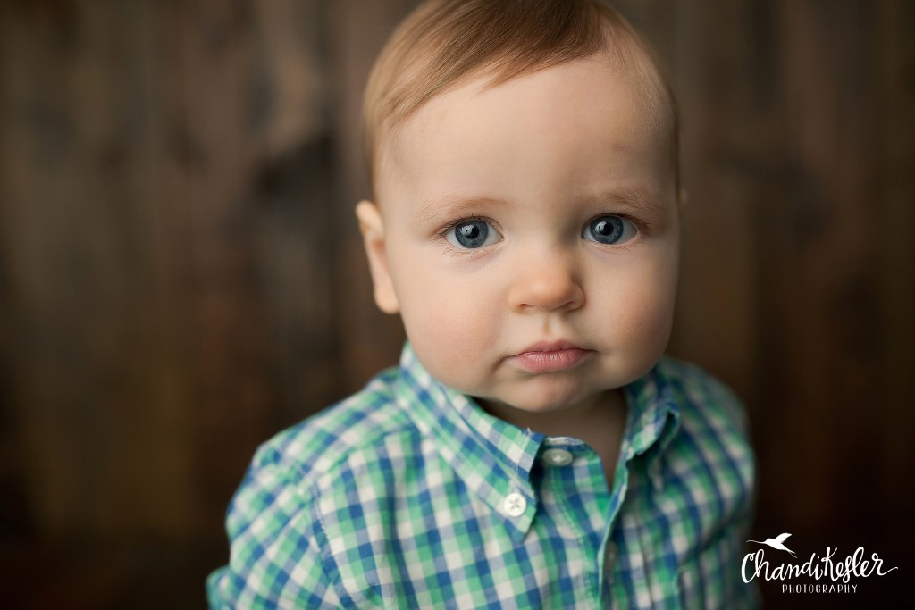 Pontiac IL Photographer | 1 year picture ideas | Chandi Kesler Photography