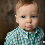 1 Year Session with Coen | Tremont IL Baby Decatur IL Photographer