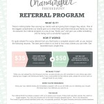 Our Photography Referral Program | Bloomington IL Baby Lincoln IL Newborn Photographer