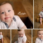 9 Month Baby Session with Charlie | Champaign IL Baby Decatur IL Photographer