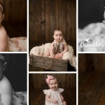 9 Month Session with Carrigan | Decatur IL Baby Clinton IL Photographer