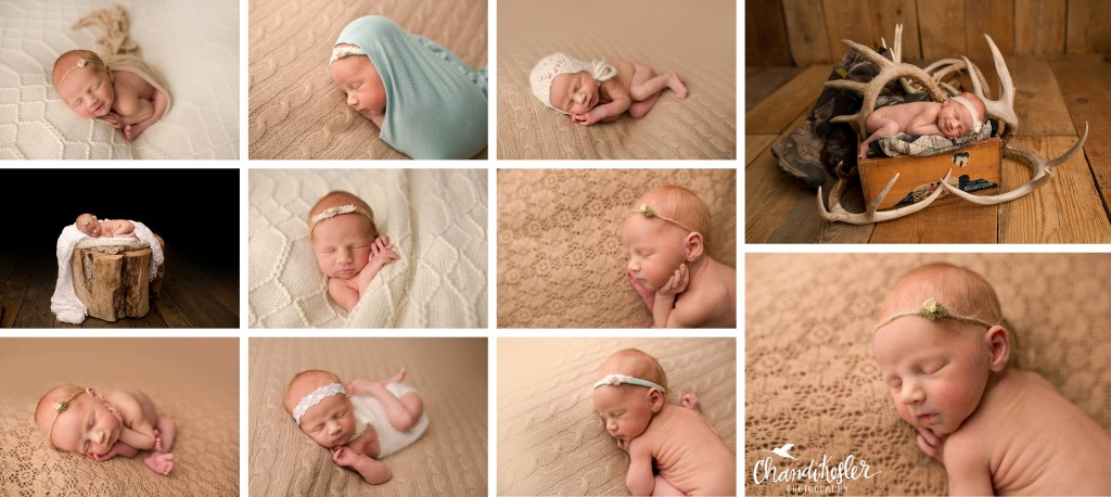 Mackinaw IL Newborn Photographer | Chandi Kesler | Kankakee IL Photographer