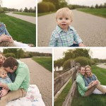 Family Session with The Cranes | Mahomet IL Baby Peoria IL Family Photographer