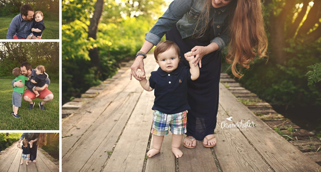1 year session | Chandi Kesler Photography | Bloomington IL Photographer