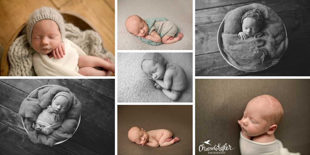 Newborn Photographer Bloomington IL | Chandi Kesler Photography