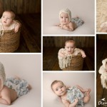 5 Month Baby Session with Ivy | Champaign IL Baby Lincoln IL Child Photographer