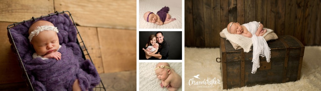 Peoria IL Baby Photographer | Chandi Kesler Photography