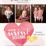 2017 Valentine Mini Sessions | Now Booking