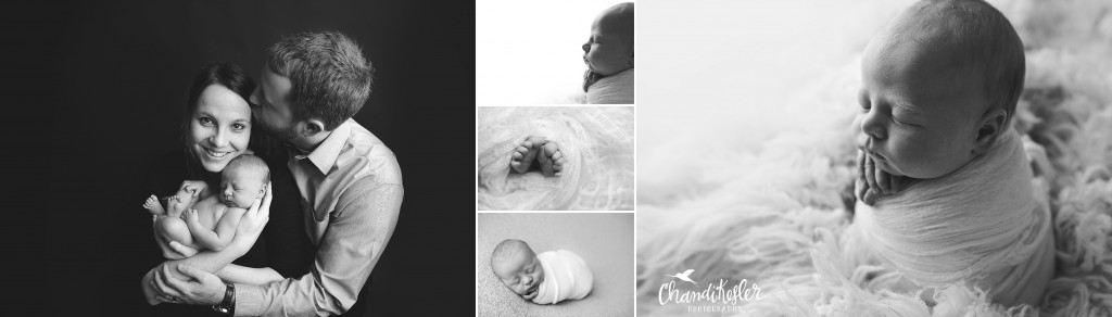 Peoria IL Newborn Photographer | Chandi Kesler Photography | Pontiac IL Photographer